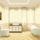 300X600mm Inkjet Glazed Interior Ceramic barrier Tile for Bathroom (63127)
