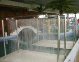 Acquazzone esterno dell'interno della piscina dell'acciaio inossidabile di Fenlin