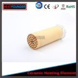 Elemento de aquecimento cerâmico do núcleo da resistência do Cordierite