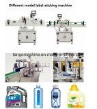 Máquina de rotulação de contração do vaso automática 2000-24000bph