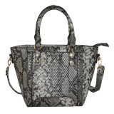 Aw18 de Buitensporige Handtassen van de Dames van de Manier van het Leer van de Slang Pu (ZXK1829)