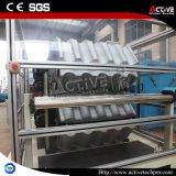 Maquinaria acanalada de la producción del azulejo de azotea del PVC