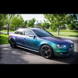 88525 purpurrotes/blaues/grünes Chamäleon-Farben-Schaltperlen-Pigment