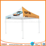正方形のテントを折る普及した高品質ポリエステル