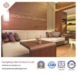 Freizeit-Hotel-Möbel für Wohnzimmer mit Schnittsofa (YB-S-26)
