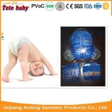 Private Label nouvellement les fabricants de couches pour bébés jetables en Chine, les couches pour bébés dans le Fujian en usine