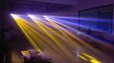 Träger-Punkt-Wäsche 3 in 1 Träger-Licht des lautes Summengobo-beweglichem Kopf-17r 350W