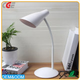 高品質白いLEDの電気スタンドの枕元の読書ランプUSB夜ライト