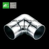 Pieza de acero fundido inoxidable codo de 90 grados de China