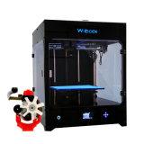 Da impressão dupla da elevada precisão 3D do bocal do OEM impressora 3D Desktop