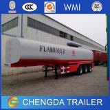 30cbm 35cbm。 40cbm 40000L 42000L 45000Lの重油のタンカーのトレーラー