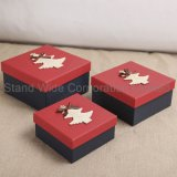 El papel de Navidad Caja de regalo, cuadro personalizado/ Caja de regalo/ Embalaje