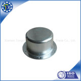 Kundenspezifischer flacher Edelstahl des Metall304/316, der Teil des Metalldeckels stempelt
