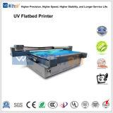LED 크기 2.5m x 1.3m를 인쇄하는 헤드 2160dpi를 인쇄하는 UV 평상형 트레일러 인쇄 기계 Ricoh Gen4 5 Pics
