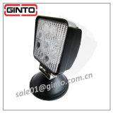 luz cuadrada del trabajo de 4.3inch Epistar LED para la recolección del coche (GT1007-27W)