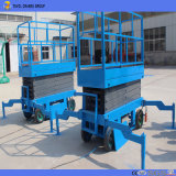 Sjy0.3-6 mobile Hydraulic Scissor elevator Table