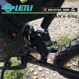 Bicicleta elétrica elétrica da bicicleta 8000W da potência verde com indicador de TFT