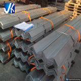 Cornière galvanisée plongée chaude d'acier de construction