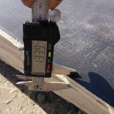 Resistente al agua Brown Película Negra enfrenta contrachapado de chopo Core 13mm para la construcción