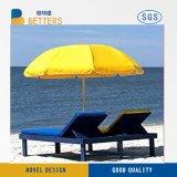 紫外線保護ビーチパラソルはバルコニーの傘を卸し売りする