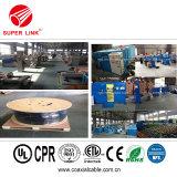 Einbrennendes Produkt Superlink Telefonkabel Cw1308