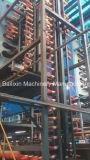 Нитриловые перчатки механизма крышки вещевого ящика машин для продажи