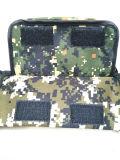 Sac courant élastique de taille de ceinture de maintien extérieure de camouflage pour des sports