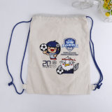 Мешок Backpack закрытия Drawstring