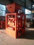 Qt40-1 operam o bloco de bloqueio manual que faz a máquina