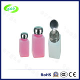 Bouteille de protection ESD à dissipation colorés/alcool bouteille en plastique