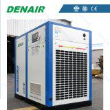Compresseur d'air d'inverseur d'entraînement à vitesse variable de refroidissement par eau de moteur électrique