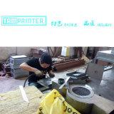 TM-IR6000 quartzo branca do tubo de aquecimento do forno de túnel de secagem de aquecimento por infravermelhos