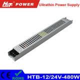 driver dell'alimentazione elettrica di 12V 24V 400W 480W 500W LED LED