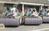 Надувные военных топливный бак, Топливный бак модели Пейнтбол бункер в виде поля K8028