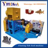 China Máquina de qualidade superior do naufrágio e extrusora de alimento flutuante para peixes