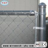 Engranzamento galvanizado da ligação Chain da cerca da ligação Chain usado para a fronteira