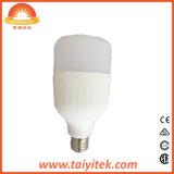 bulbo de lámpara modelo de aluminio de 20W 30W 40W E27 B22 T LED