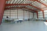 Capannone d'acciaio approvato dei velivoli per i piccoli aerei nello standard dello SGS