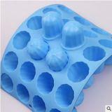 Moulage chaud de gelée et de gâteau de silicones de cavité de la vente 28