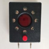 El detector de la señal del RF con la detección del experto 3G 2100 del buscador de la lente de la adaptación del ambiente detecta anti sincero anti del perseguidor de 2g/3G/4G GPS Wiretapped