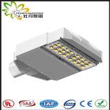 100-120lm/W IP67 cinco años de la garantía 100W LED de luz de calle, luz del camino del LED, lámpara de calle del LED
