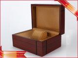 Caixas de relógios de madeira de luxo Moda Caixa de jóias de madeira