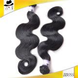 Prendedor no cabelo humano peruano com onda da beleza