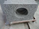 Большой букет белых G439 гранитной полированной плиткой&слоев REST&место на кухонном столе