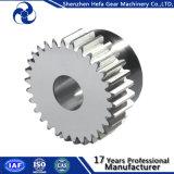 Personalizar a roda de engrenagem de aço da elevada precisão