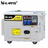 Air-Cooled молчком тип комплект генератора одиночного цилиндра тепловозный (DG5500SE3)