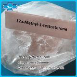 Poudre 17-Alpha-Methyl-1-Testosterone de stéroïde anabolisant de culturisme de qualité