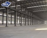 현대 주문을 받아서 만들어진 가벼운 유형 산업 강철 구조물 저장 헛간 및 작업장