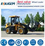 Затяжелитель фермы затяжелителя колеса Eoguem Zl12 1.2ton миниый /Small в Китае