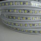 SMD5630 hoge LEIDENE van het Lumen 110V 120V 127V ETL Lichte Strook voor Verlichting
